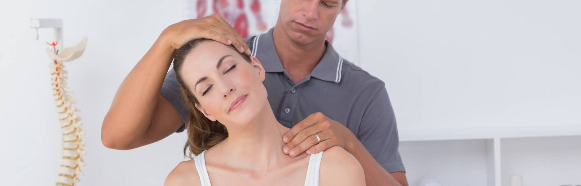 Neck, Back and Lower Back Pain